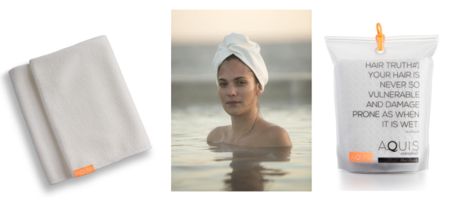 Aquis Hair Towels
