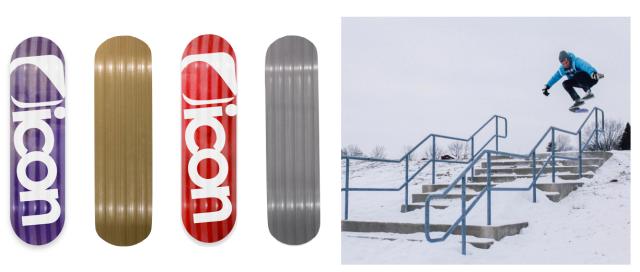 Icon Snowskates