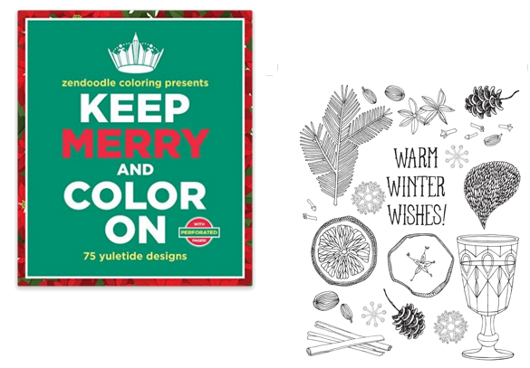 Keep Merry and Color On