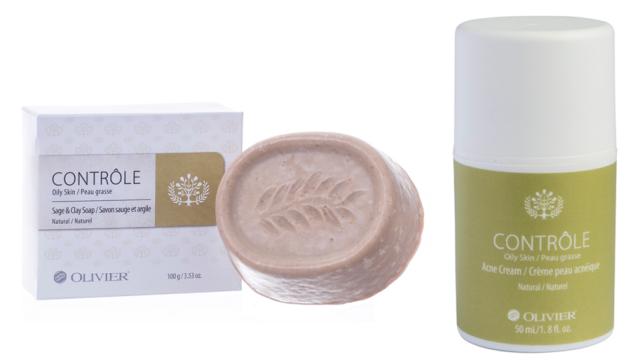 Olivier Soaps Acne Cream