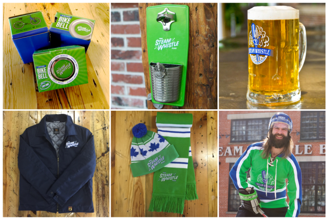 Steam Whistle Beer Gift Ideas