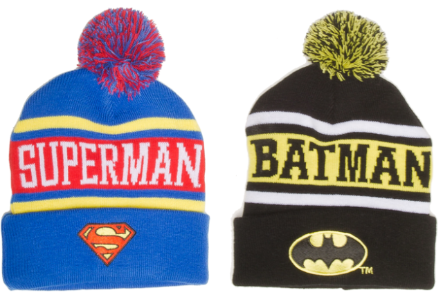 Superman Batman Toques