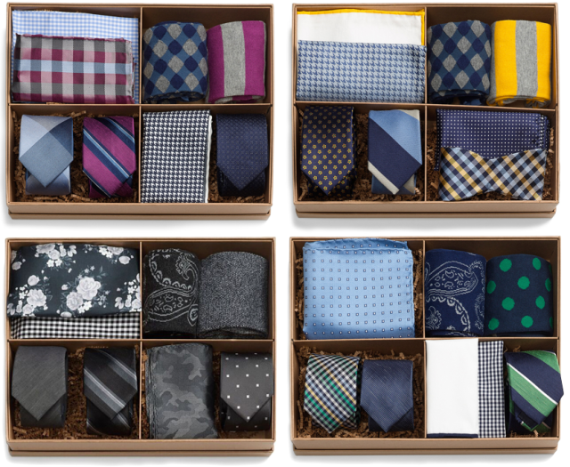 Tie Bar Style Boxes