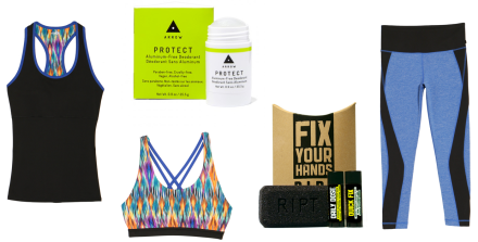 Fitness Prize Package