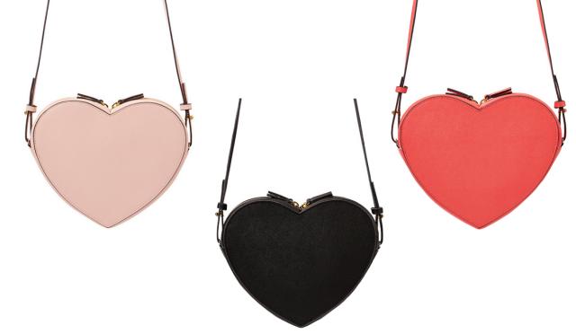 Indigo Heart Cross-Body Bag