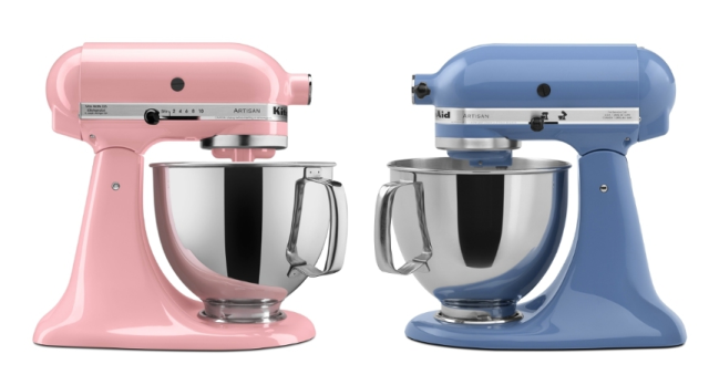 KitchenAid Stand Mixers Pantone