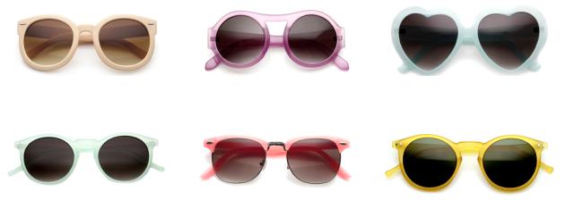Zero UV Sunglasses