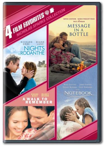 Nicholas Sparks Movie Collection