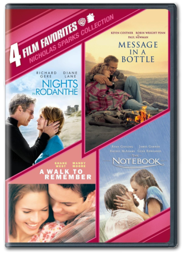 Nicholas Sparks Movie Collection