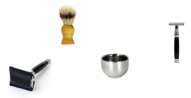 Crux Supply Co Shaving Implements