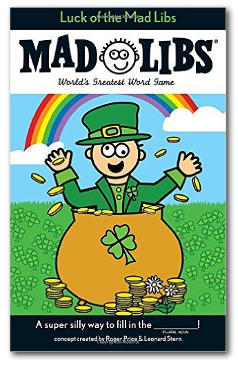 Luck of the Mad Libs