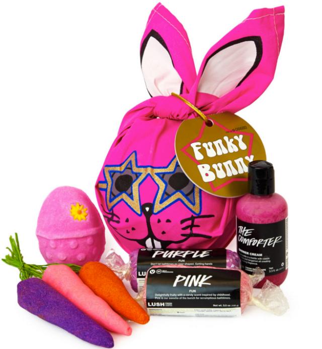 Lush Funky Bunny