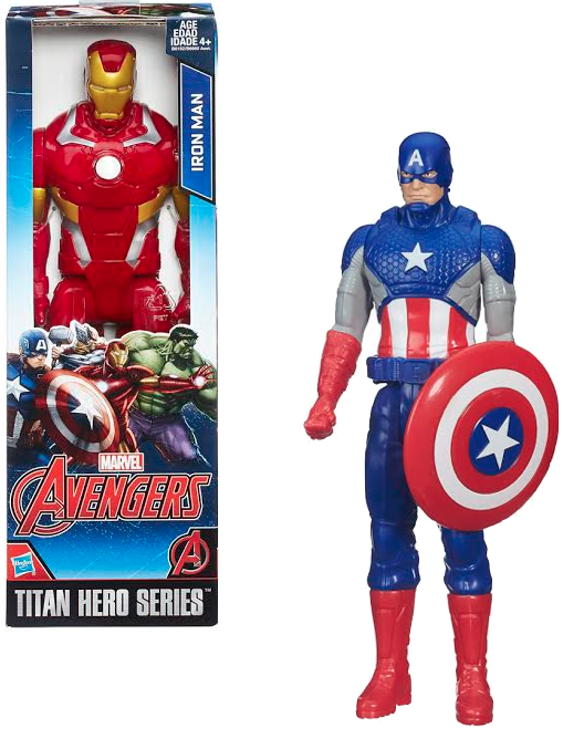 Marvel Titan Hero