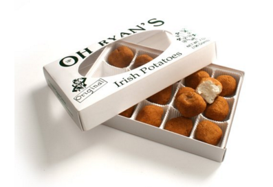 Oh Ryans Irish Potato Candies