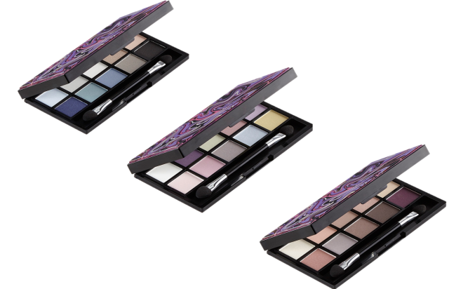 Prismatic quo cosmetics eyeshadow palettes spring 2016