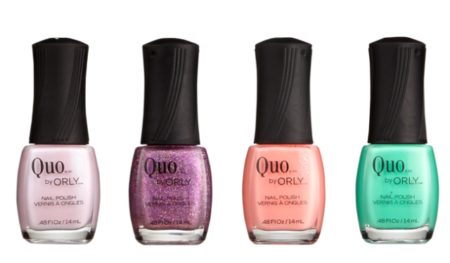 Quo by ORLY Spring 2016