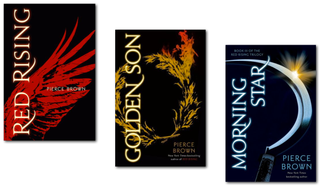 Red Rising Trilogy