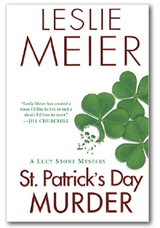St Patricks Day Murder Book
