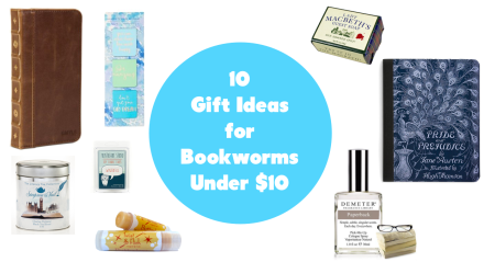 10 for $10 Bookworm Edition