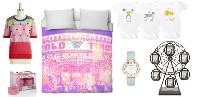 Fun Fare Carnival Gift Ideas