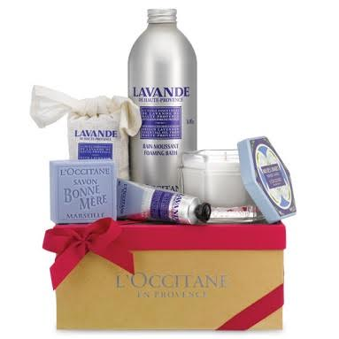 Lavender Star Gift Set