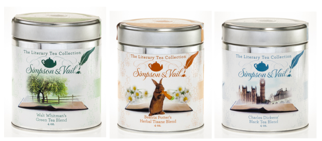Literary Tea Collection