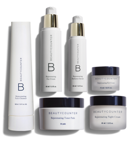 Rejuvenating Collection Beautycounter
