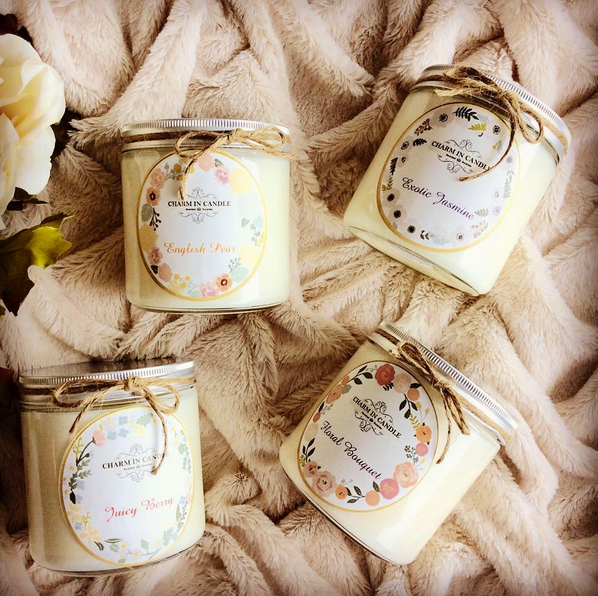 Charm In Candle Collection