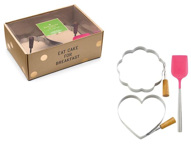 Kate Spade Pancake GIft Set