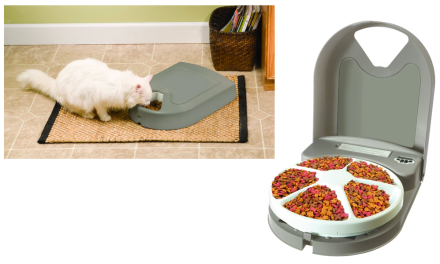 PetSafe 5-Meal Automatic Pet Feeder