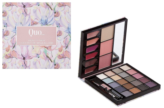 Quo Cosmetics Beauty Box