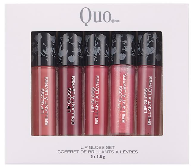 Quo Lip Gloss Set