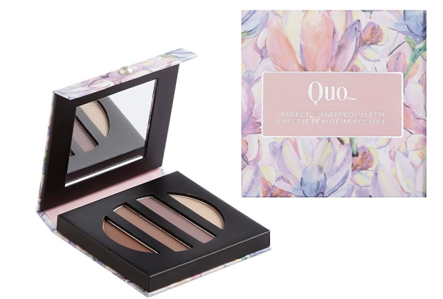 Quo Perfectly Prepped Palette