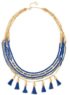 Tulum Tassle 4-in-1 Necklace - $98 @ Stella & Dot