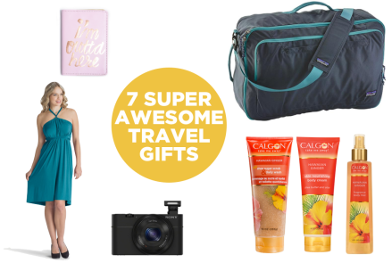 7 Super Awesome Travel Gifts