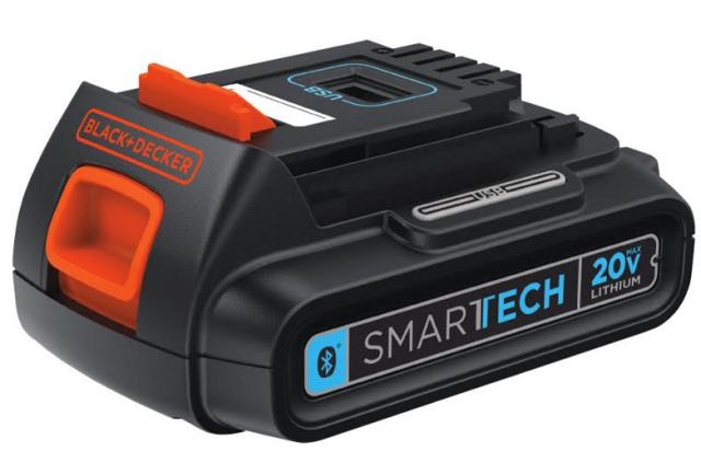 Black & Decker Smarttech Battery