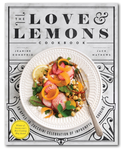 For Love & Lemons Cookbook