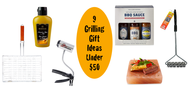 Grilling Gift Ideas