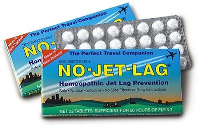 No Jet Lag Pills