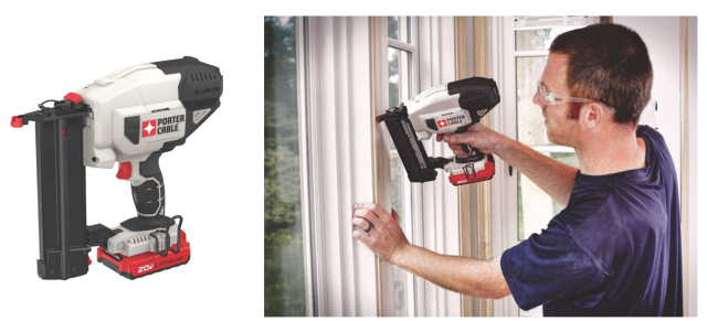 Porter Cable Hands-Free Nailer