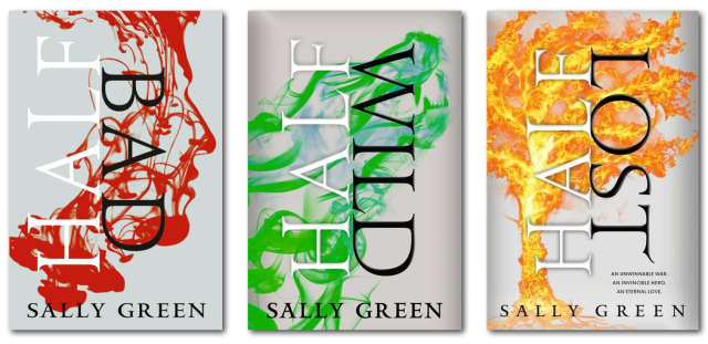 Sally Green Half-Bad Trilogy
