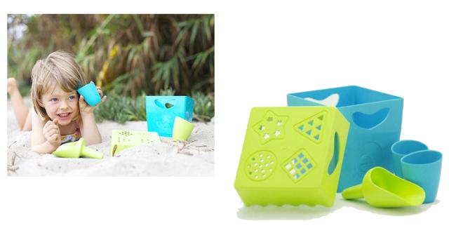 Zoe B Beach Toys