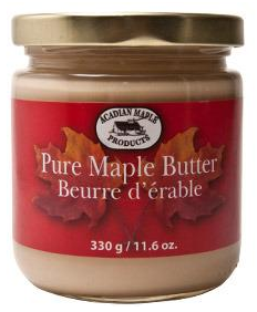 Acadian Maple Products Maple Butter