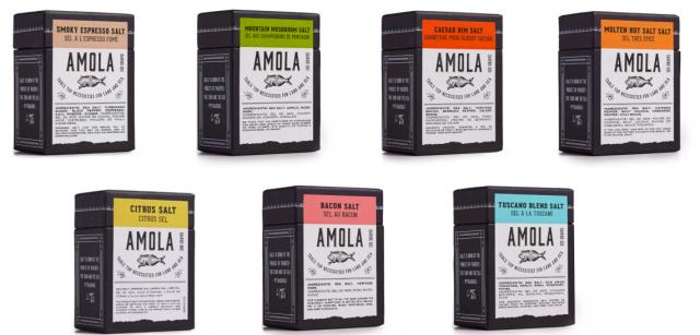Amola Salt