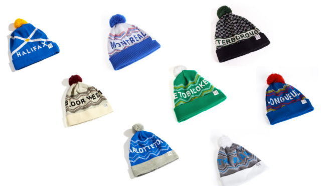 City of Neighbourhoods Toques