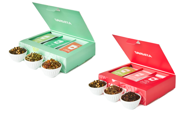 DAVIDsTEA Iced Tea Sets