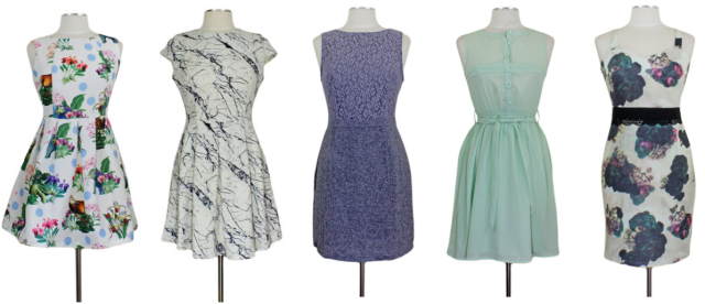 Ever Rose Party Dresses
