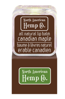 North American Hemp Co Maple Lip Balm