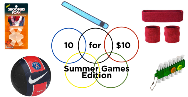 10 for 10 Summer Games Edition