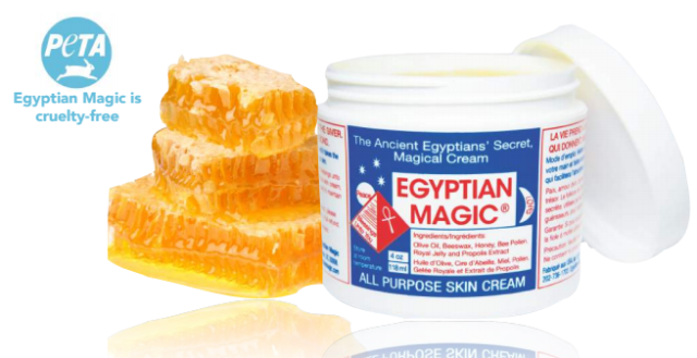 Egyptian Magic with Honey